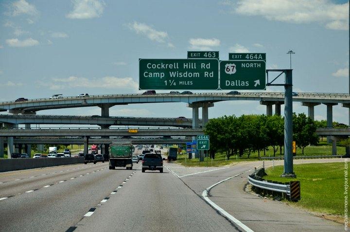Как делают дороги в Америке (19)