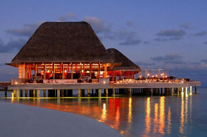Отель W Retreat & Spa — райский уголок на Мальдивах, фото с Мальдив (27)