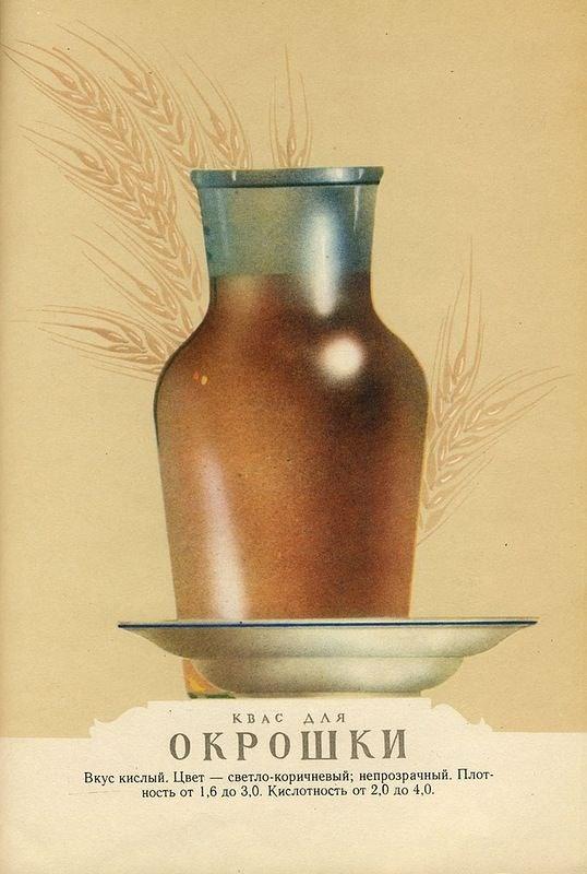 Пиво и безалкогольные напитки из СССР, ностальгия (48)