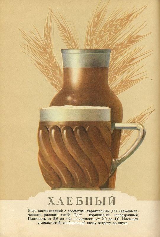 Пиво и безалкогольные напитки из СССР, ностальгия (49)
