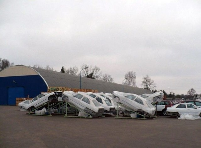 Фото с завода по сборке автомобилей (1)