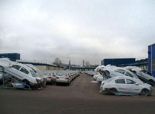 Фото с завода по сборке автомобилей (3)