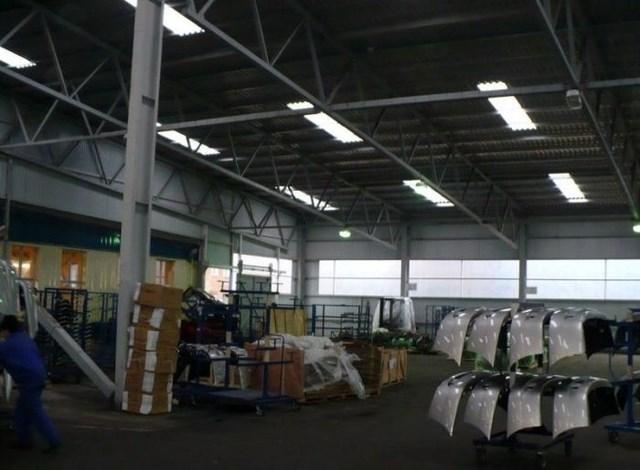 Фото с завода по сборке автомобилей (6)