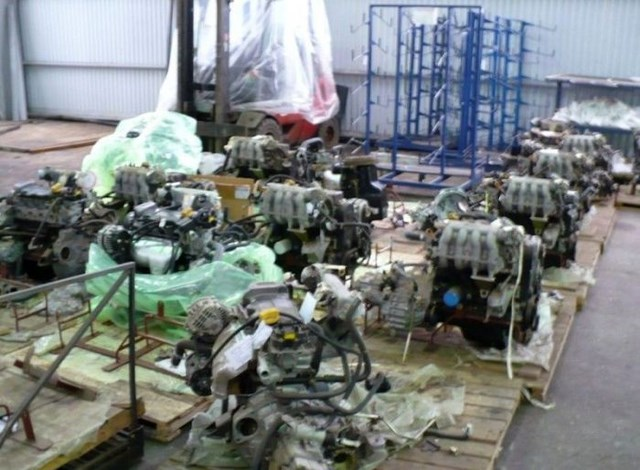 Фото с завода по сборке автомобилей (7)