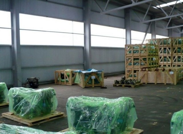 Фото с завода по сборке автомобилей (8)