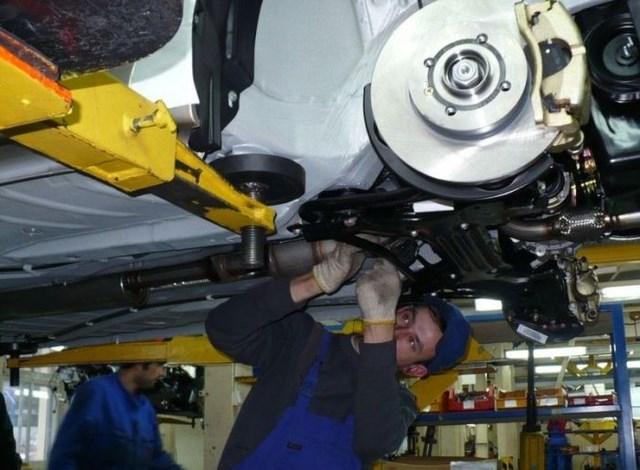 Фото с завода по сборке автомобилей (40)