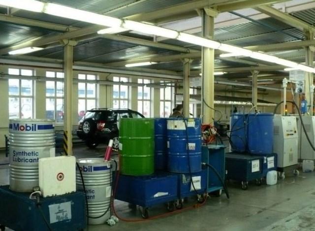 Фото с завода по сборке автомобилей (46)