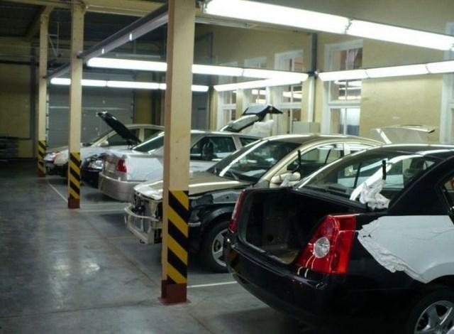 Фото с завода по сборке автомобилей (53)