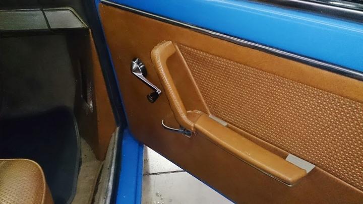 Уникальный Fiat 124-С4 кабриолет, ВАЗ 2101 кабриолет. как сделать (11)