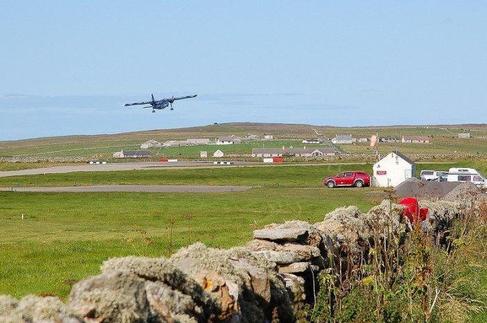 Самый короткий авиарейс в мире (2)