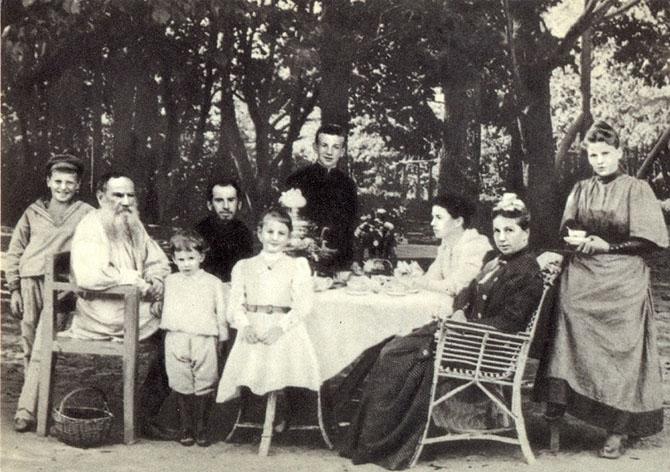 Л.Н. Толстой интересные факты (3)