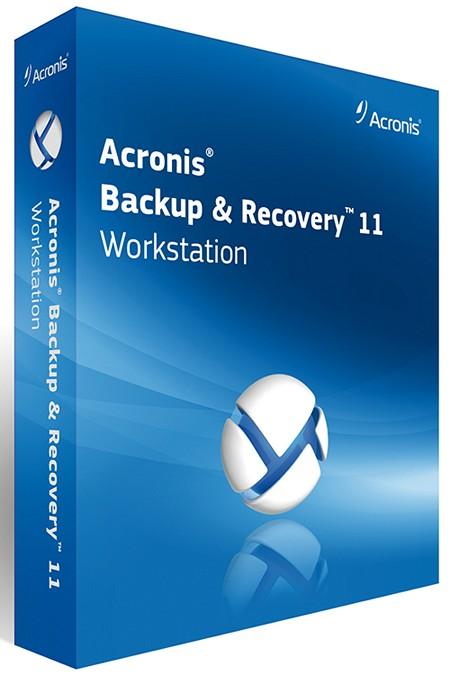 Надёжное аварийное восстановление систем и данных от компании Acronis (1)
