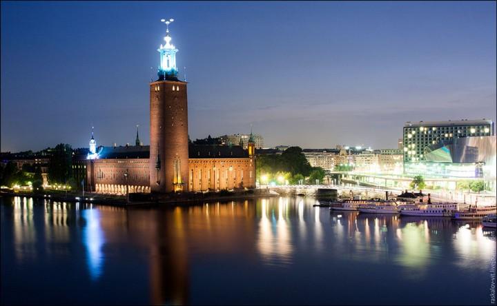 Руферы, как залезть на высокое здание в Европе (4)