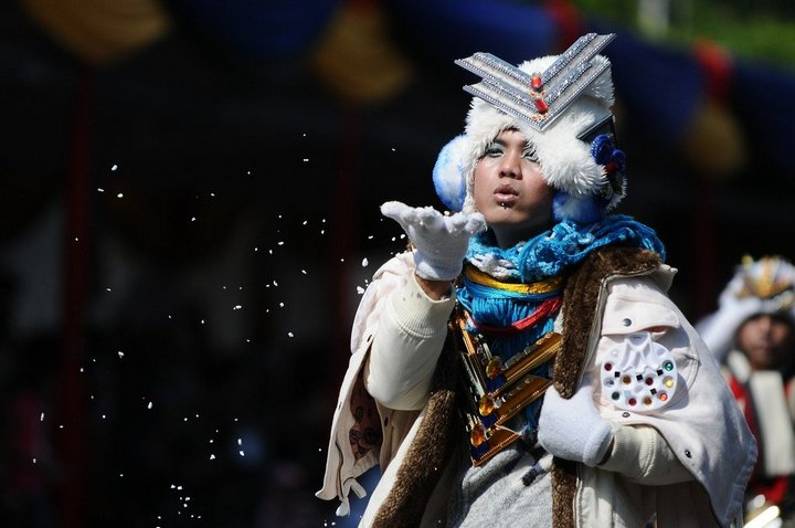 Необычный карнавал в индонезийском Джембере (14)