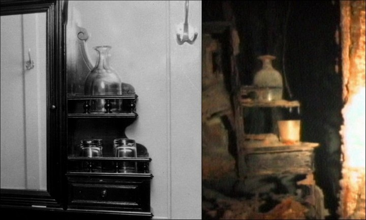 "Фотографии затонувшего ""Титаника"", фото на дне, до и после (21)"