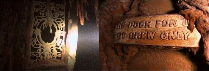 "Фотографии затонувшего ""Титаника"", фото на дне, до и после (28)"