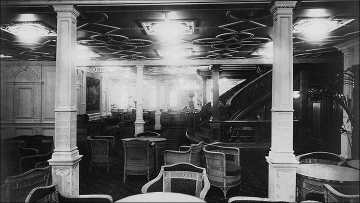 "Фотографии затонувшего ""Титаника"", фото на дне, до и после (32)"