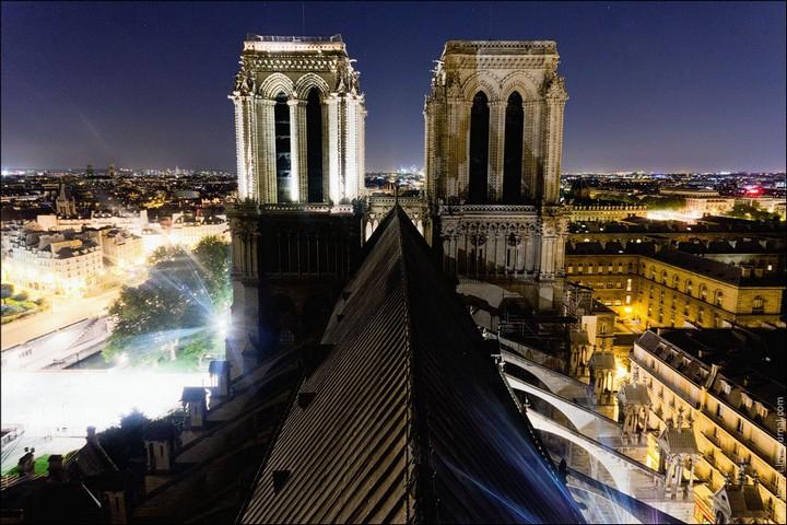 Руферы, как залезть на высокое здание в Европе (58)