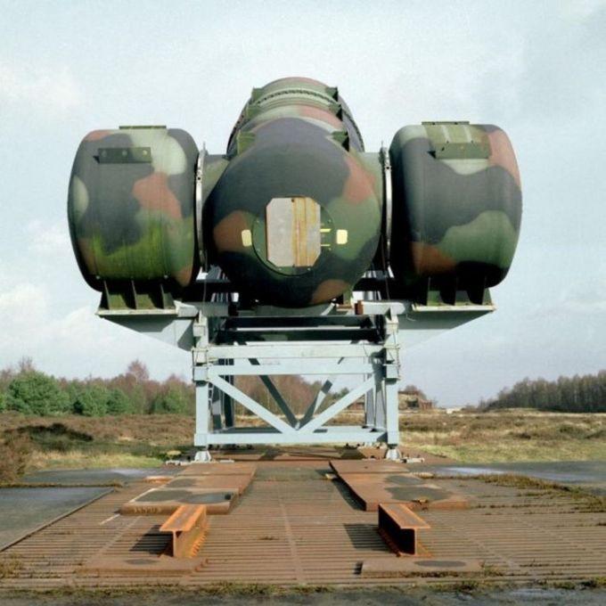 Глушитель для танка (3)