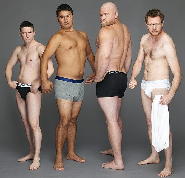 Мужчины-модели с естественной фигурой (5)