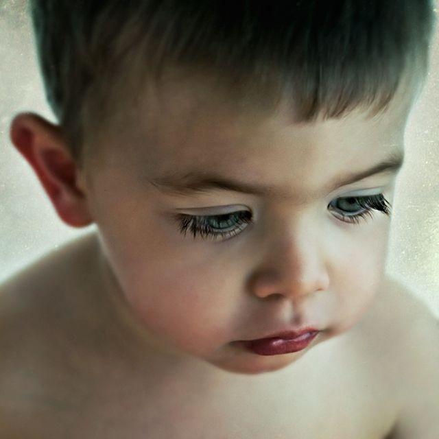 Красивые фотографии детей, профессиональные фото (11)