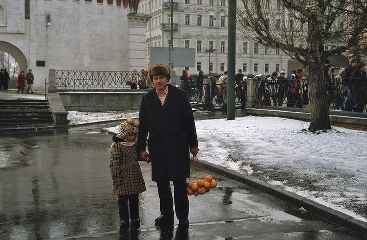 Фото Москвы времен СССР (2)
