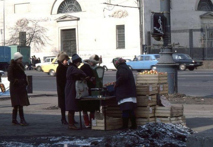 Фото Москвы времен СССР (18)