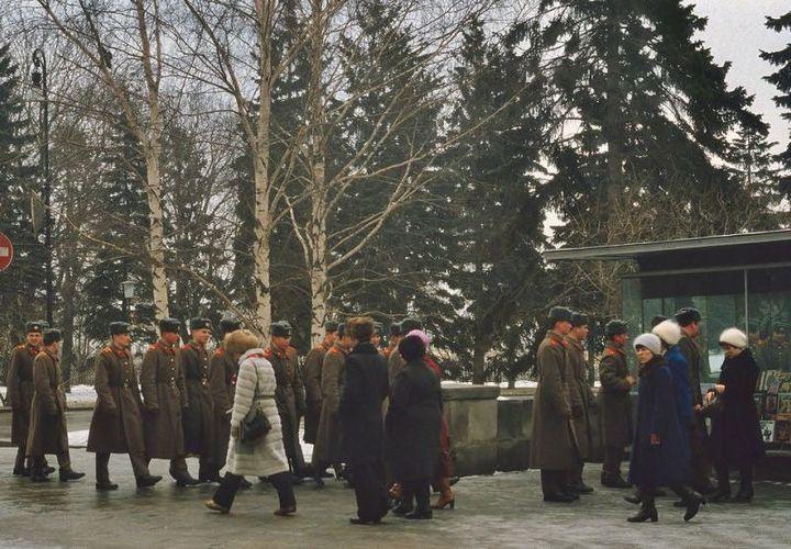 Фото Москвы времен СССР (21)