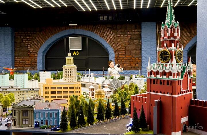 Гигантский макет. Россия в миниатюре (30)