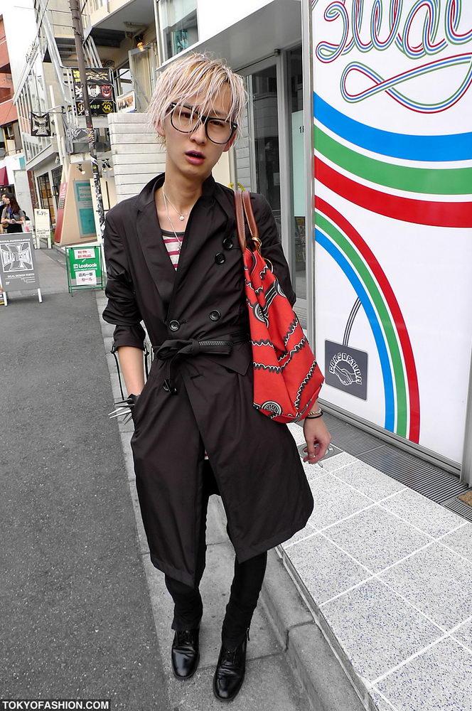 Прикольная одежда фриков. Уличная мода молодежи (17)