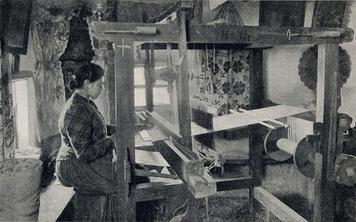 Чем занимались крестьяне начала прошлого столетия, какую работу они выполняли (34)