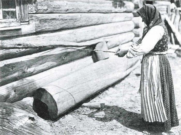 Чем занимались крестьяне начала прошлого столетия, какую работу они выполняли (36)