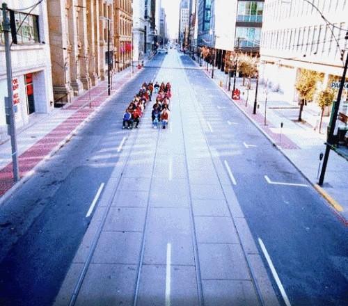 Что представляют из себя пробки на дорогах (3)