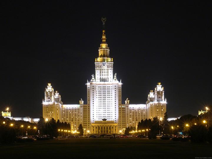Путешествие в Москву: прекрасный отдых в столице России. (4)
