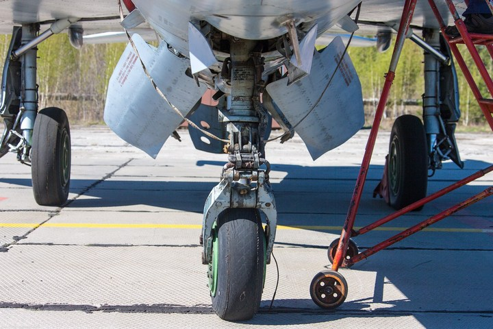 МиГ-21 в фотографиях, изнутри и снаружи (2)