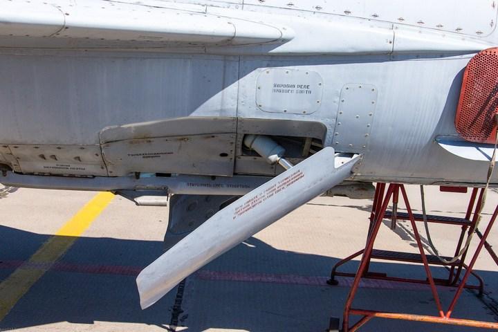 МиГ-21 в фотографиях, изнутри и снаружи (4)