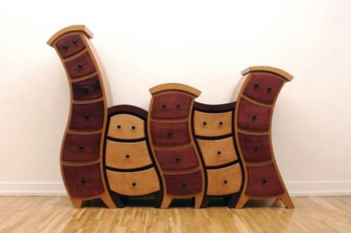 Креативная мебель от Джадсона Бомонда (21)