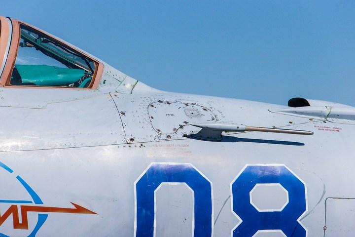 МиГ-21 в фотографиях, изнутри и снаружи (9)