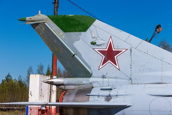 МиГ-21 в фотографиях, изнутри и снаружи (10)