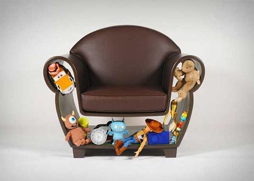 Креативная мебель от Джадсона Бомонда (12)