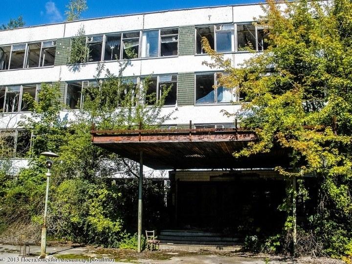 Школы в Припяти, интересное фото (1)