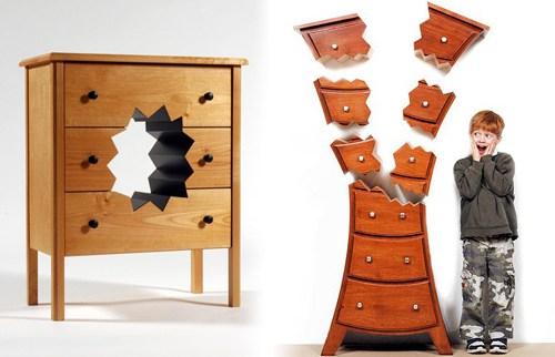 Креативная мебель от Джадсона Бомонда (9)
