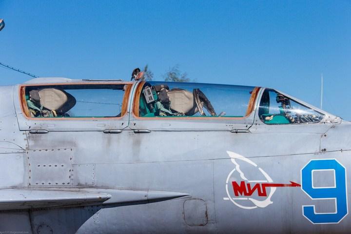 МиГ-21 в фотографиях, изнутри и снаружи (19)