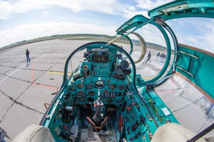 МиГ-21 в фотографиях, изнутри и снаружи (41)