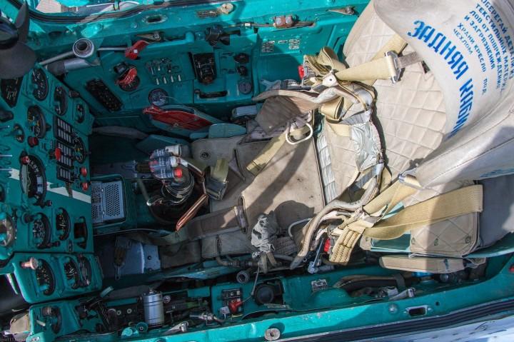 МиГ-21 в фотографиях, изнутри и снаружи (50)