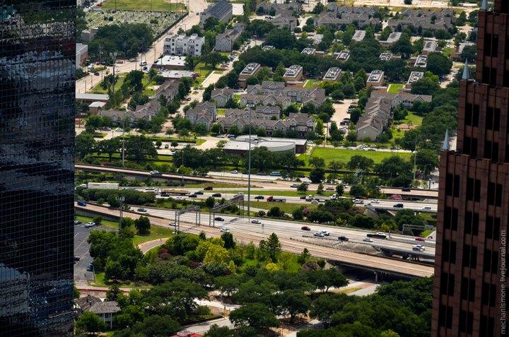Процесс укладки дорожного покрытия в Америке (5)