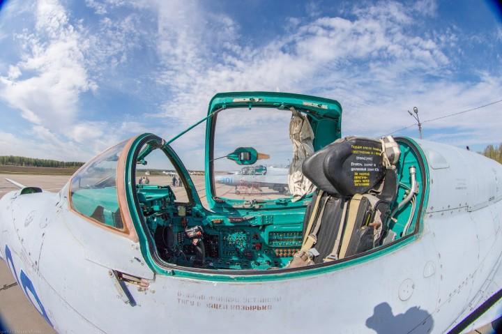 МиГ-21 в фотографиях, изнутри и снаружи (56)