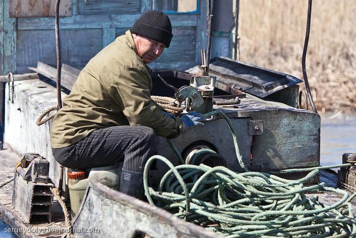 Как ловят рыбу в Астрахани (6)