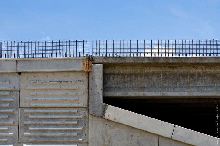 Процесс укладки дорожного покрытия в Америке (11)