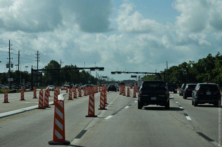 Процесс укладки дорожного покрытия в Америке (14)